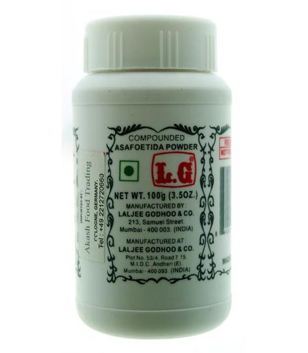LG Asafoetida Powder (Heeng) - 100g