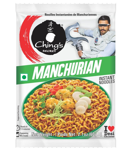 Ching's Manchurian Insant Noodles - 60g