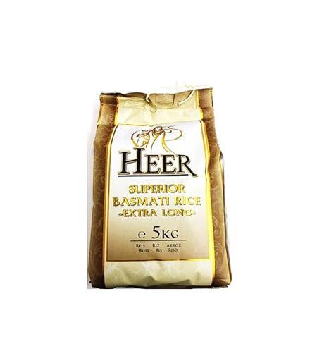 Basmati Rice - Heer - 5kg