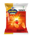 Gopal Wafers Tomato Munchies - 135g (Buy 1 get 1 free)