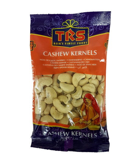 Whole Cashew Nuts - 100g